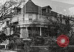 Image of large landscaped residences Panama, 1919, second 38 stock footage video 65675060969