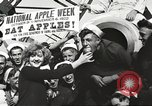 Image of sailors rolling barrels New York United States USA, 1922, second 28 stock footage video 65675060983