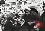 Image of sailors rolling barrels New York United States USA, 1922, second 30 stock footage video 65675060983
