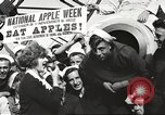 Image of sailors rolling barrels New York United States USA, 1922, second 31 stock footage video 65675060983