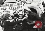 Image of sailors rolling barrels New York United States USA, 1922, second 34 stock footage video 65675060983