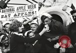 Image of sailors rolling barrels New York United States USA, 1922, second 38 stock footage video 65675060983