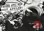 Image of sailors rolling barrels New York United States USA, 1922, second 42 stock footage video 65675060983