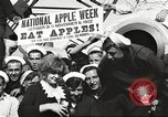 Image of sailors rolling barrels New York United States USA, 1922, second 45 stock footage video 65675060983