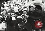Image of sailors rolling barrels New York United States USA, 1922, second 50 stock footage video 65675060983