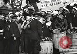Image of sailors rolling barrels New York United States USA, 1922, second 59 stock footage video 65675060983