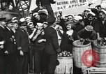 Image of sailors rolling barrels New York United States USA, 1922, second 61 stock footage video 65675060983