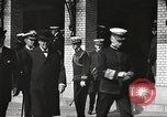 Image of Sir Eric Geddes at US Naval Academy Annapolis Maryland USA, 1918, second 10 stock footage video 65675060988