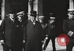 Image of Sir Eric Geddes at US Naval Academy Annapolis Maryland USA, 1918, second 11 stock footage video 65675060988