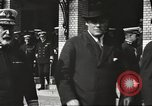 Image of Sir Eric Geddes at US Naval Academy Annapolis Maryland USA, 1918, second 13 stock footage video 65675060988