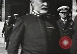 Image of Sir Eric Geddes at US Naval Academy Annapolis Maryland USA, 1918, second 14 stock footage video 65675060988
