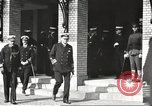 Image of Sir Eric Geddes at US Naval Academy Annapolis Maryland USA, 1918, second 15 stock footage video 65675060988