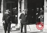 Image of Sir Eric Geddes at US Naval Academy Annapolis Maryland USA, 1918, second 16 stock footage video 65675060988