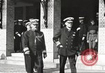 Image of Sir Eric Geddes at US Naval Academy Annapolis Maryland USA, 1918, second 17 stock footage video 65675060988