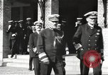Image of Sir Eric Geddes at US Naval Academy Annapolis Maryland USA, 1918, second 18 stock footage video 65675060988