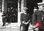 Image of Sir Eric Geddes at US Naval Academy Annapolis Maryland USA, 1918, second 19 stock footage video 65675060988