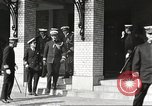 Image of Sir Eric Geddes at US Naval Academy Annapolis Maryland USA, 1918, second 21 stock footage video 65675060988