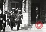 Image of Sir Eric Geddes at US Naval Academy Annapolis Maryland USA, 1918, second 22 stock footage video 65675060988