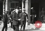 Image of Sir Eric Geddes at US Naval Academy Annapolis Maryland USA, 1918, second 23 stock footage video 65675060988