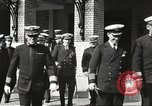 Image of Sir Eric Geddes at US Naval Academy Annapolis Maryland USA, 1918, second 26 stock footage video 65675060988