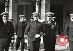 Image of Sir Eric Geddes at US Naval Academy Annapolis Maryland USA, 1918, second 28 stock footage video 65675060988