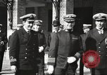 Image of Sir Eric Geddes at US Naval Academy Annapolis Maryland USA, 1918, second 29 stock footage video 65675060988