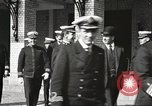 Image of Sir Eric Geddes at US Naval Academy Annapolis Maryland USA, 1918, second 30 stock footage video 65675060988