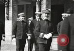 Image of Sir Eric Geddes at US Naval Academy Annapolis Maryland USA, 1918, second 31 stock footage video 65675060988