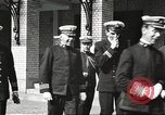 Image of Sir Eric Geddes at US Naval Academy Annapolis Maryland USA, 1918, second 32 stock footage video 65675060988