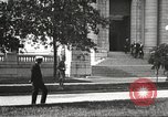 Image of Sir Eric Geddes at US Naval Academy Annapolis Maryland USA, 1918, second 37 stock footage video 65675060988