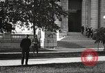 Image of Sir Eric Geddes at US Naval Academy Annapolis Maryland USA, 1918, second 38 stock footage video 65675060988