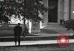 Image of Sir Eric Geddes at US Naval Academy Annapolis Maryland USA, 1918, second 39 stock footage video 65675060988