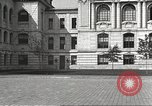 Image of Sir Eric Geddes at US Naval Academy Annapolis Maryland USA, 1918, second 60 stock footage video 65675060988