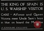 Image of King Alfonso XIII of Spain United States USA, 1919, second 10 stock footage video 65675060992