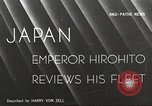Image of Japanese Emperor Hirohito Japan, 1939, second 1 stock footage video 65675060993
