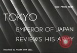 Image of Japanese Emperor Hirohito Tokyo Japan, 1939, second 2 stock footage video 65675060994