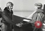 Image of P-36 Hawk aircraft of 8th Pursuit Group  Virginia USA, 1939, second 10 stock footage video 65675060998