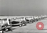 Image of P-36 Hawk aircraft of 8th Pursuit Group  Virginia USA, 1939, second 27 stock footage video 65675060998