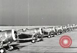 Image of P-36 Hawk aircraft of 8th Pursuit Group  Virginia USA, 1939, second 29 stock footage video 65675060998