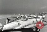 Image of P-36 Hawk aircraft of 8th Pursuit Group  Virginia USA, 1939, second 44 stock footage video 65675060998