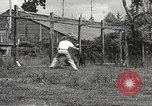 Image of black foxes Seattle Washington USA, 1934, second 50 stock footage video 65675061007