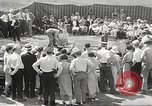 Image of Jack Loreen buried alive Chicago Illinois USA, 1934, second 14 stock footage video 65675061013
