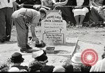 Image of Jack Loreen buried alive Chicago Illinois USA, 1934, second 21 stock footage video 65675061013