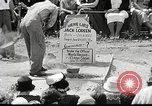 Image of Jack Loreen buried alive Chicago Illinois USA, 1934, second 22 stock footage video 65675061013