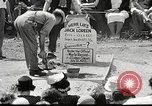 Image of Jack Loreen buried alive Chicago Illinois USA, 1934, second 24 stock footage video 65675061013