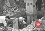Image of Jack Loreen buried alive Chicago Illinois USA, 1934, second 36 stock footage video 65675061013