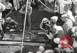 Image of Jack Loreen buried alive Chicago Illinois USA, 1934, second 48 stock footage video 65675061013