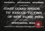 Image of Flood in Mississippi Greenwood Mississippi USA, 1932, second 2 stock footage video 65675061016