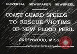 Image of Flood in Mississippi Greenwood Mississippi USA, 1932, second 5 stock footage video 65675061016