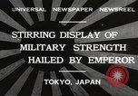 Image of Emperor Hirohito Tokyo Japan, 1932, second 1 stock footage video 65675061018